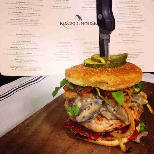 Russell House Tavern secret burger thrillist boston