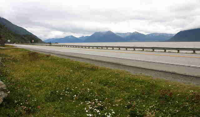 Anchorage highway