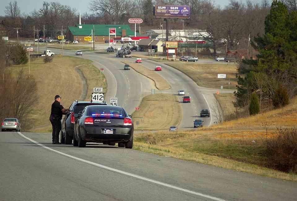 The Worst Speed Traps in Every State - Thrillist