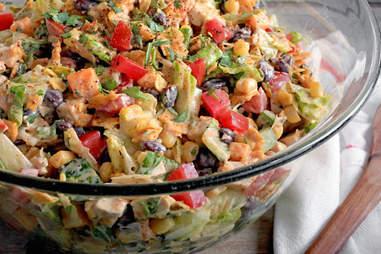 tex mex chopped chicken salad