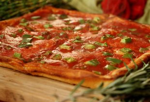 Santucci's Original Square Pizza