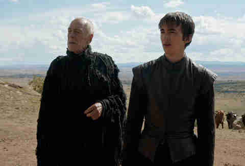 max von sydow isaac hempstead wright game of thrones bran three eyed raven