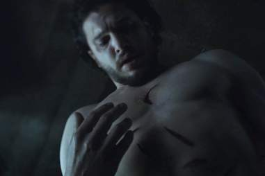 game of thrones jon snow naked