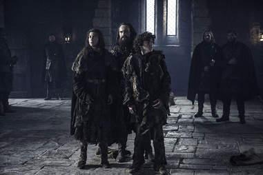 game of thrones rickon stark ramsay bolton