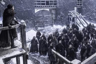 jon snow oathbreaker