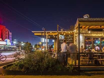 houston drinking neighborhoods The Hay Merchant