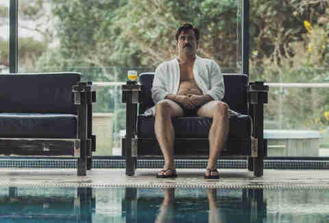 colin farrell the lobster movie