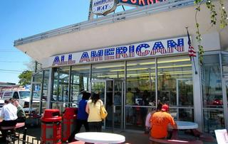 All American Hamburger Drive-In