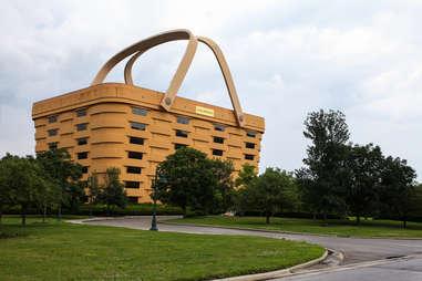 Longaberger Basket Headquarters