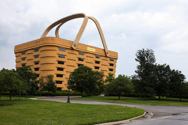 Longaberger Basket Headquarters