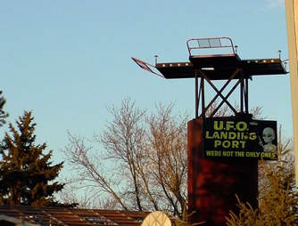 U.F.O. Landing Port