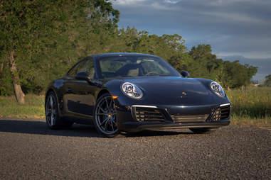 Yep, it's still a Porsche 911 alright