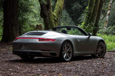 """The 2017 911 is faster, and """"just more fun"""""""