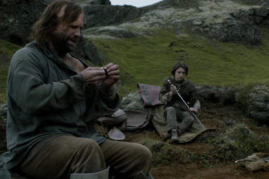 The Hound, Game of Thrones, dead