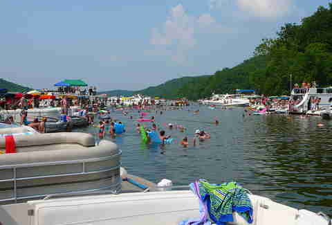 Lake of the Ozarks Party