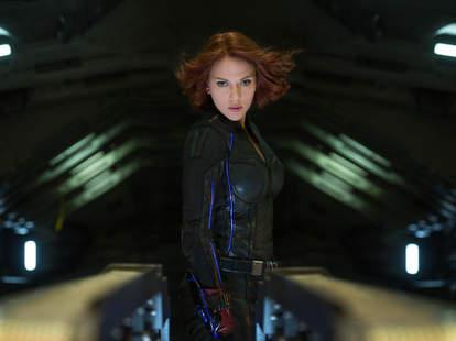 black widow in avengers age of ultron
