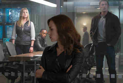 black widow in captain america: civil war