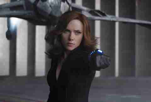 black widow in captain america civil war