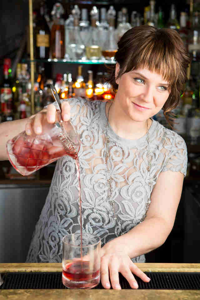 Megan Deschaine 492 bartender Charleston