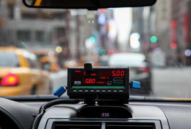 How Your Cab Is Tricking You Into Tipping More