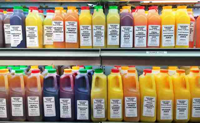 Four Seasons Juice Bar