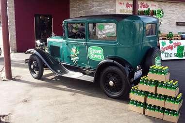 Green River car