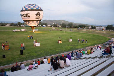 Big Bend Balloon Festival