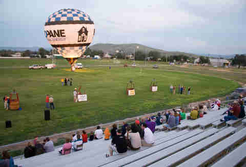 Big Bend Balloon Festival