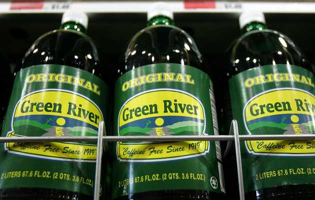 Things You Didn't Know About Green River Soda