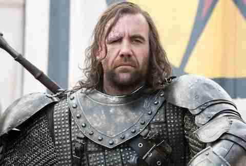 the hound, sandor clegane, game of thrones