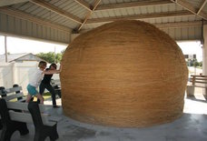 World's Largest Ball Of Twine