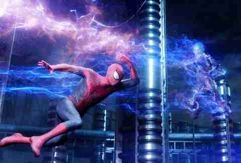 amazing spider-man 2 rotten tomatoes