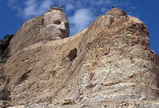 Chief Crazy Horse Memorial
