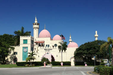 Opa-Locka City Hall and Gardens
