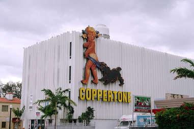 coppertone girl