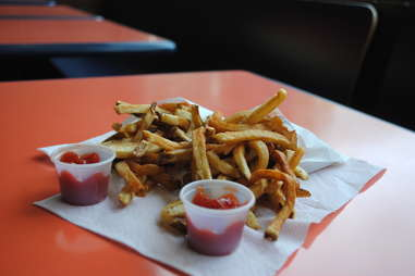 Dick's Drive-In fries