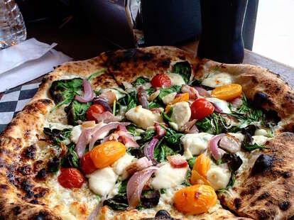 Citizen Pie large pizza