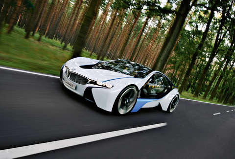 The BMW Efficient Dynamics Vision Concept