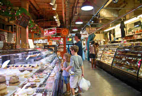 Reading Terminal Market Philadelphia, Pennsylvania