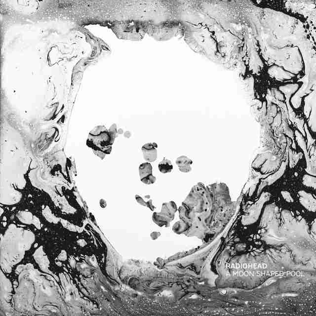 Radiohead, A Moon Shaped Pool, Best Albums of 2016