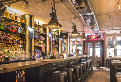 Best New York City Bars for Single People - Thrillist