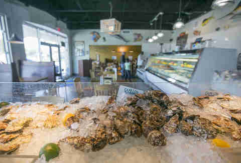 Captain Jim's Seafood and Market Miami