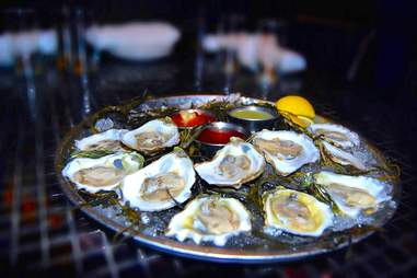 The River Oyster Bar Miami