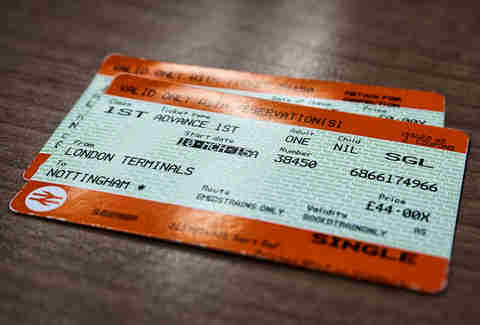 Advance Railcard