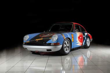 """1965 Porsche 911 """"007"""" Art Car"""