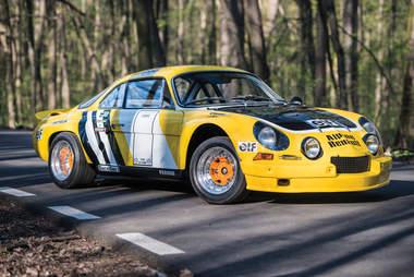 1965 Renault Alpine 110