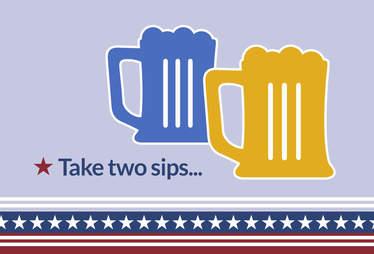 Take two sips