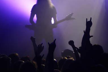 death metal rocker