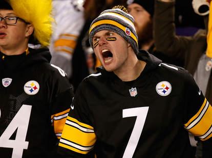 Pittsburgh Steeler fan