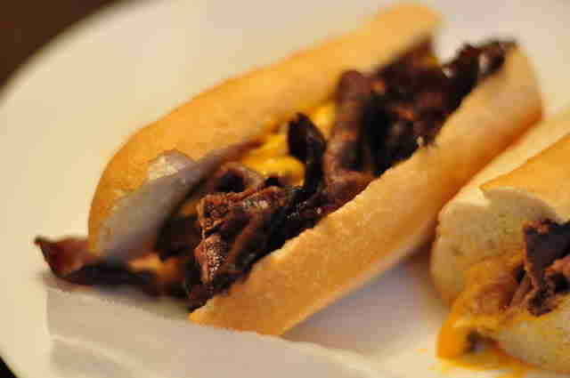 philadelphia cheesesteak